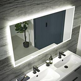 Tavistock Beta Ultra Slim LED Illuminated Mirror 1200 x 600mm Lifestyle
