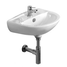 Tavistock Micra Cloakroom Basin 450mm 1TH