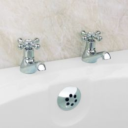 Tresca Bath Taps room setting