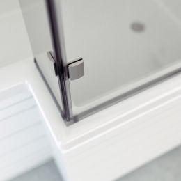 Trojan L Shaped Bath Screen Seal