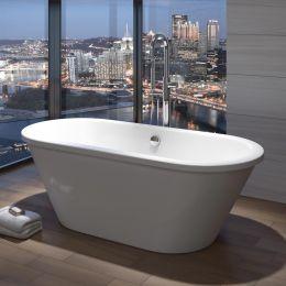 Trojan Savoy Freestanding Double Ended Bath 1800 x 800