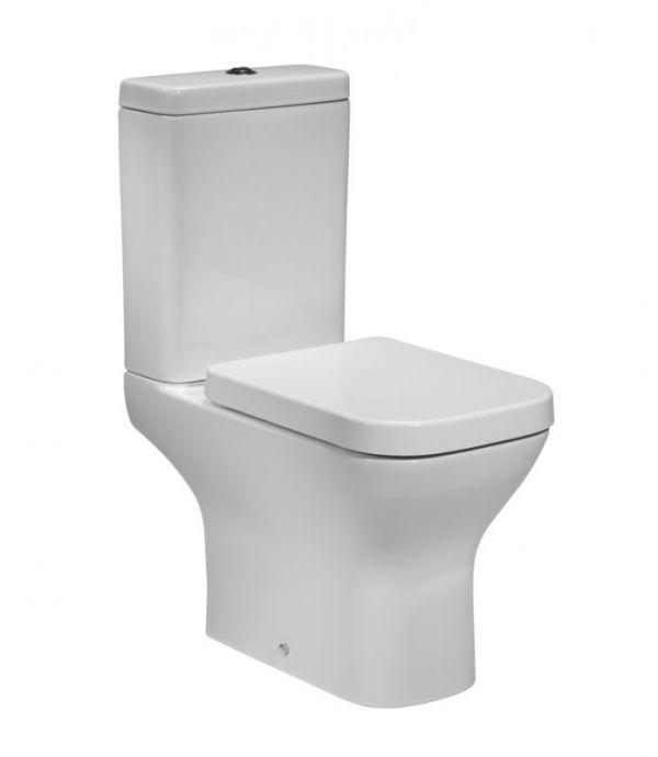 Tavistock Structure Close Coupled Toilet Inc Soft Close Seat