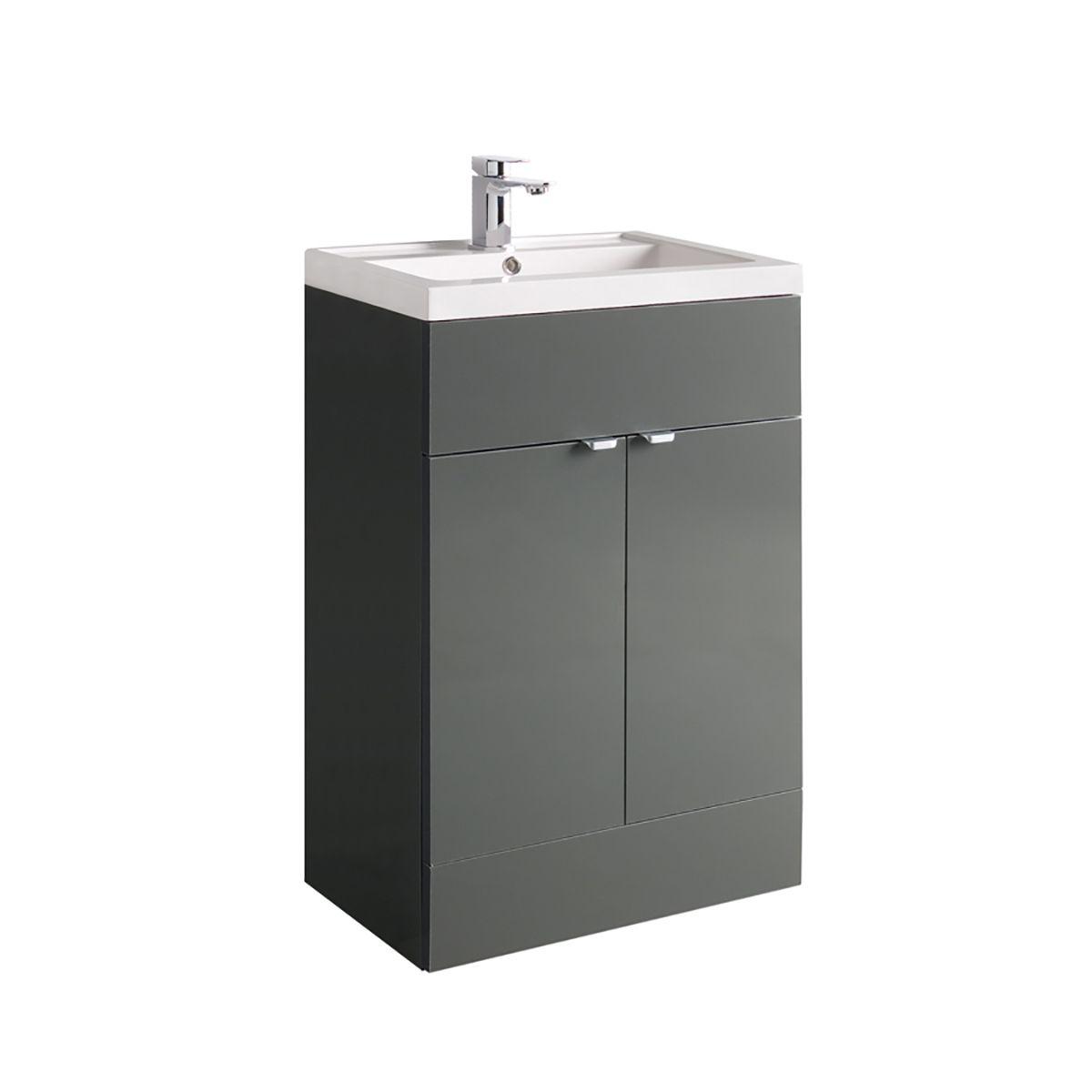 Bathroom Sink Vanity Unit 500mm Image