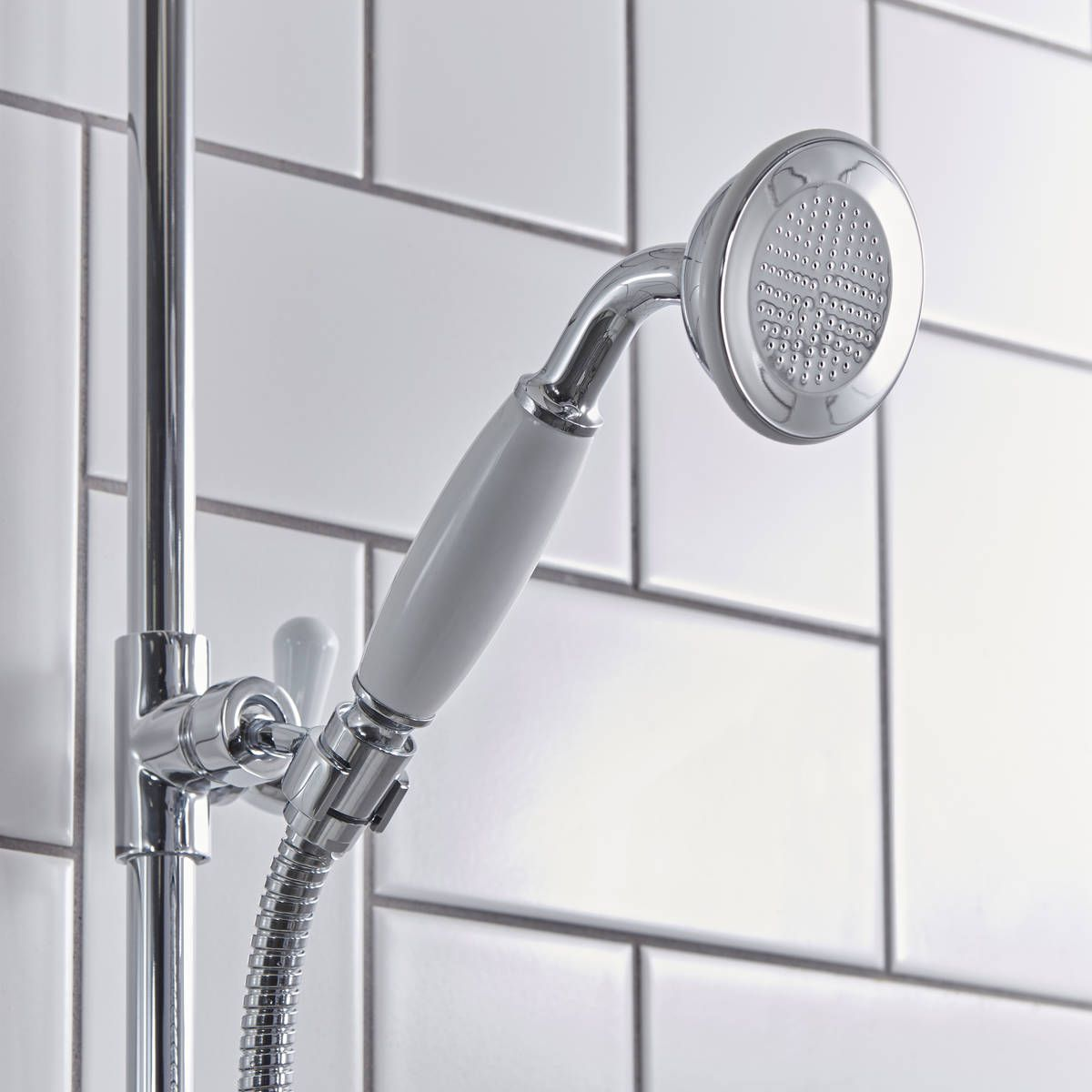 Tavistock Cheltenham Thermostatic Exposed Dual Function Bar Shower Valve System Sqt2416