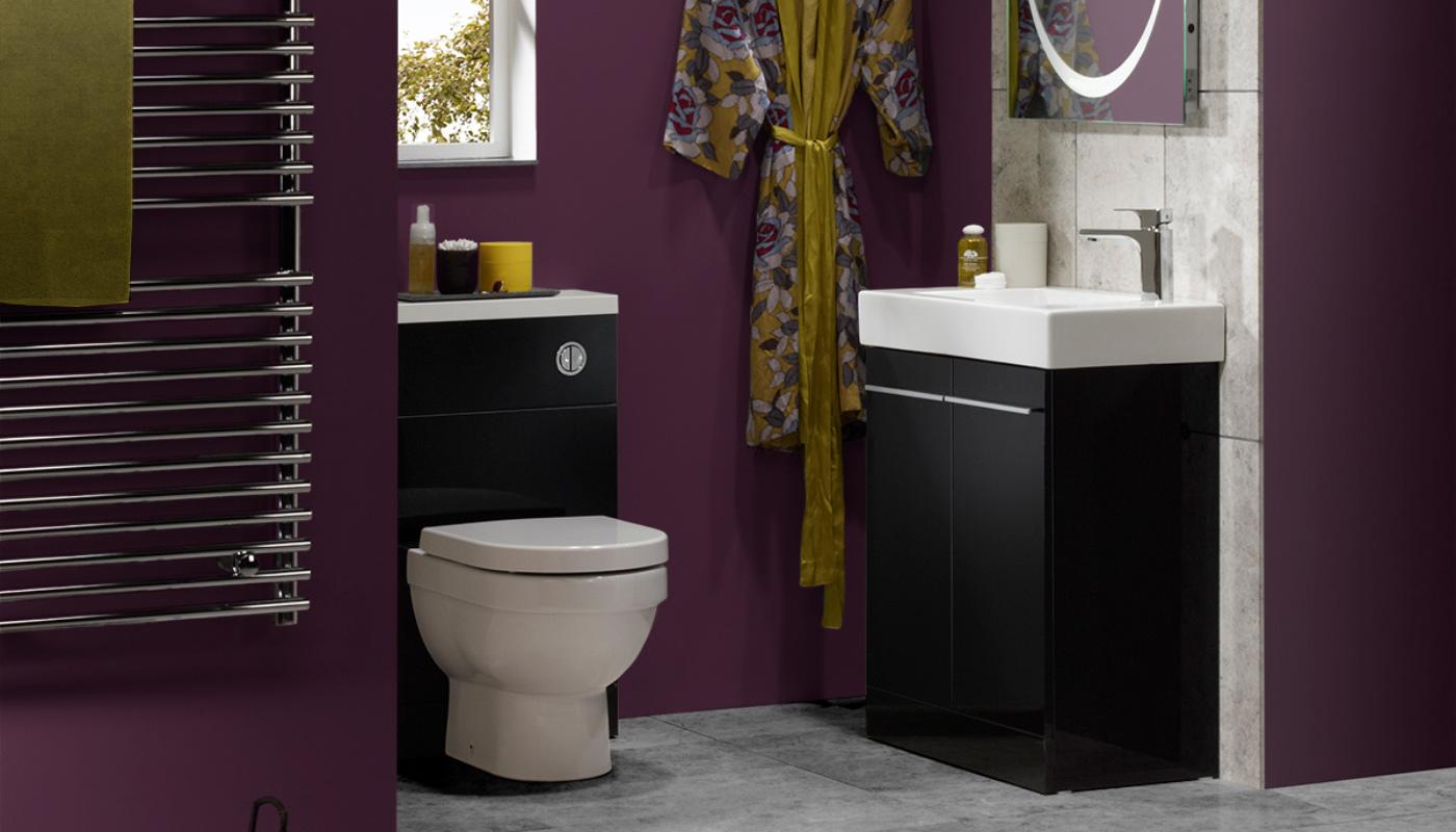 Bathroom Colour Trends for AW17