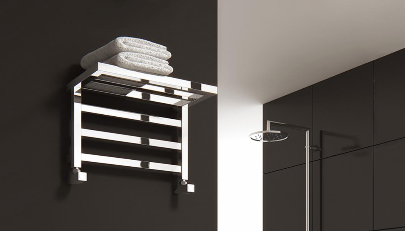 Reina Elvina heated towel shelf