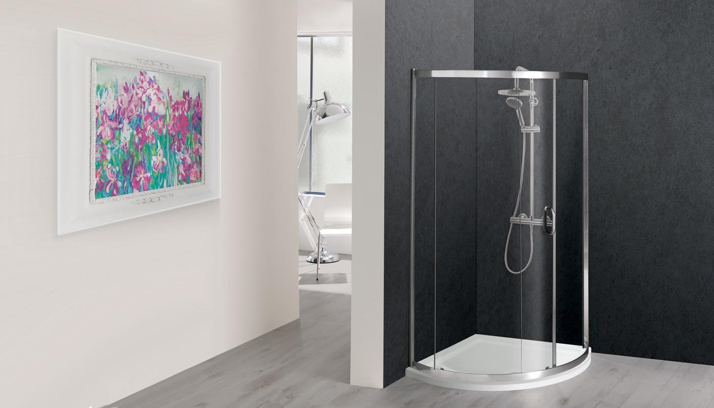 G6 Quadrant shower enclosure