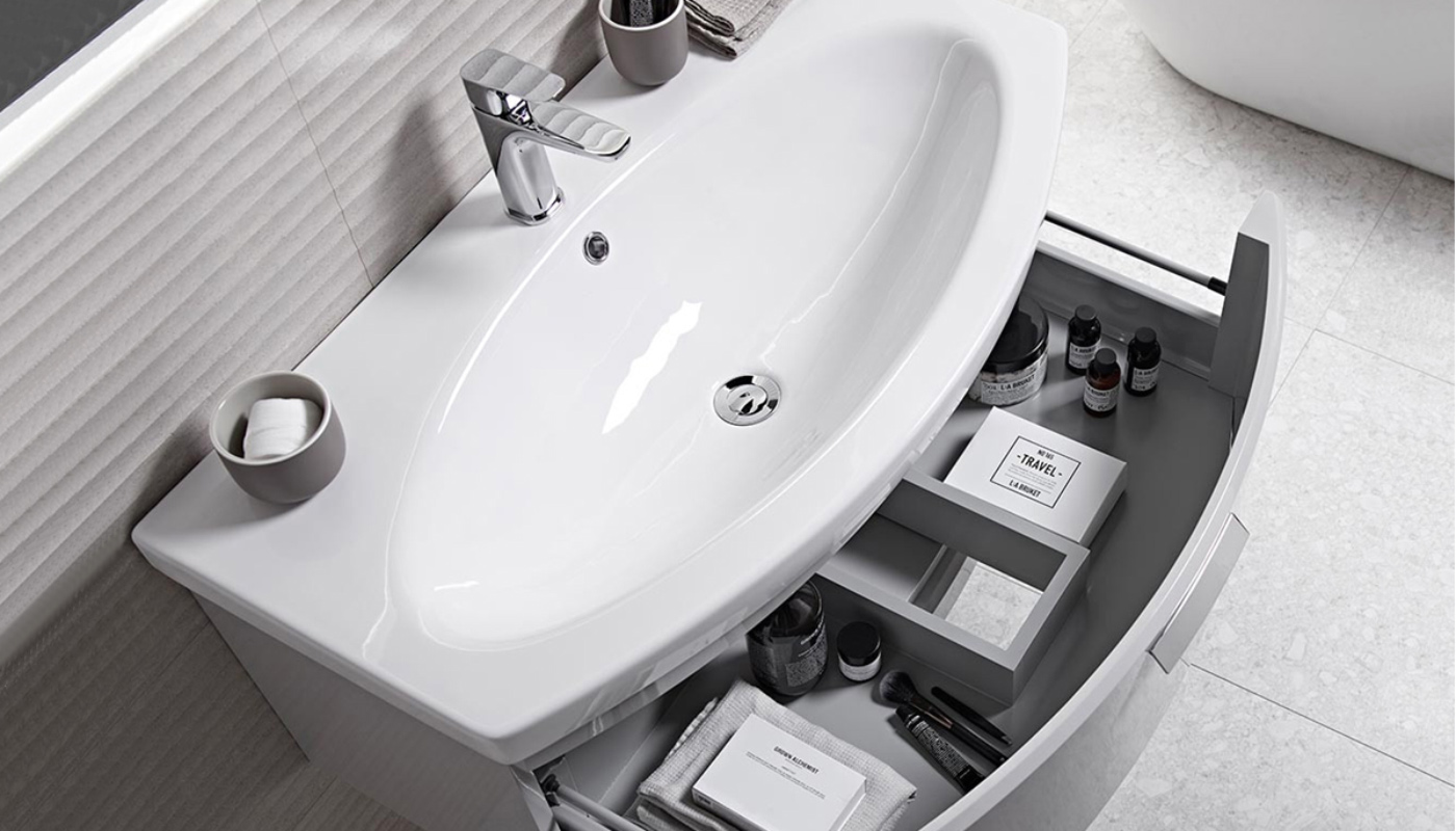 Storage Solutions For Any Size Bathroom