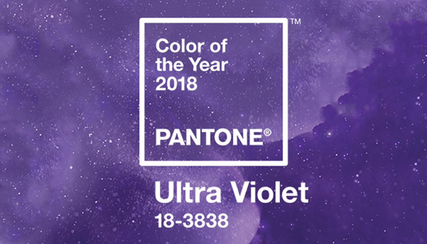 The Pantone Colour of 2018 is here!