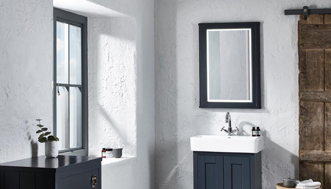 Tavistock Lansdown Illuminated Mirror