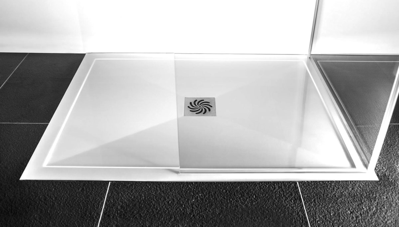 Ultra Square Shower Tray