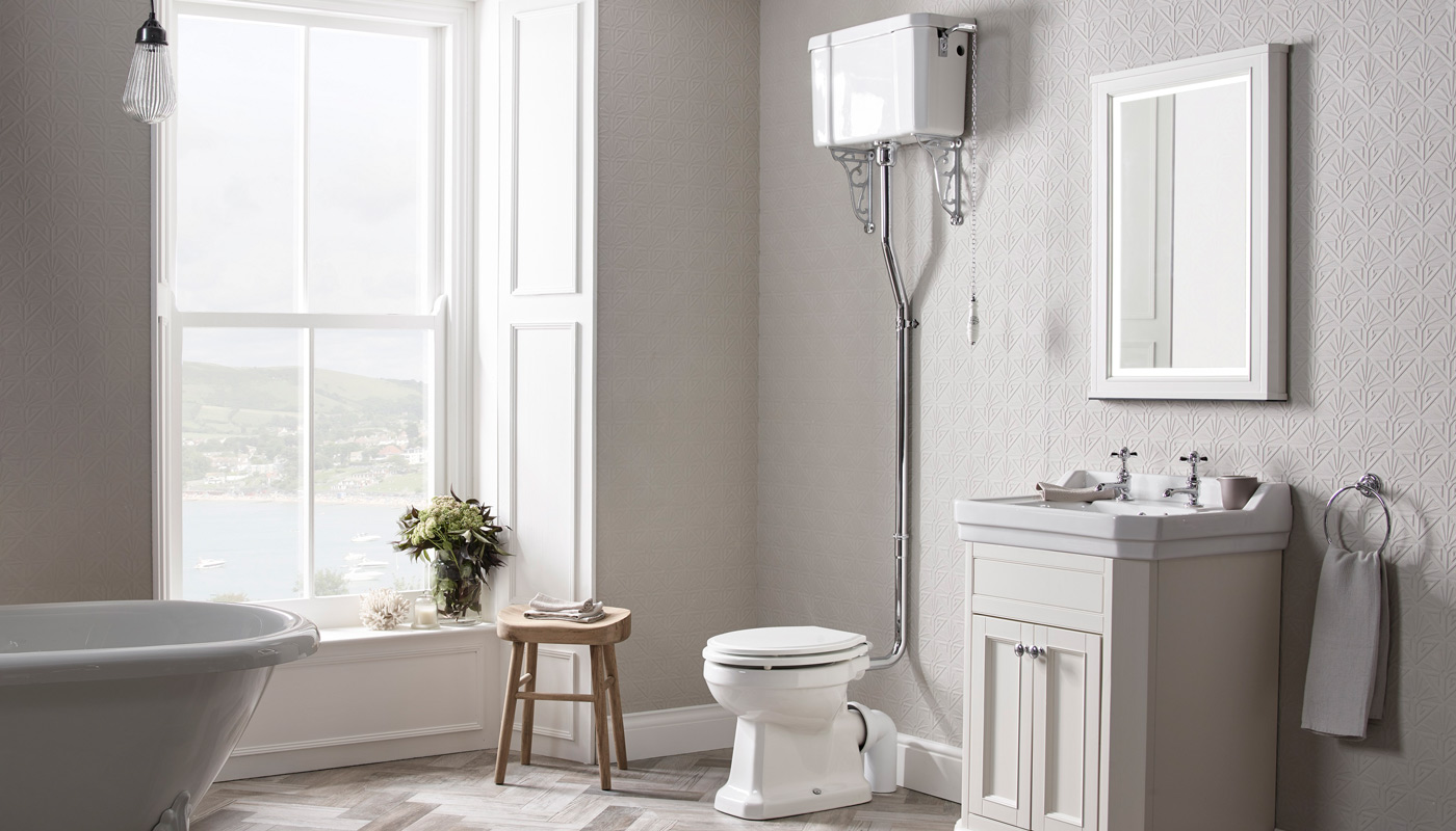 How to create a period style bathroom?