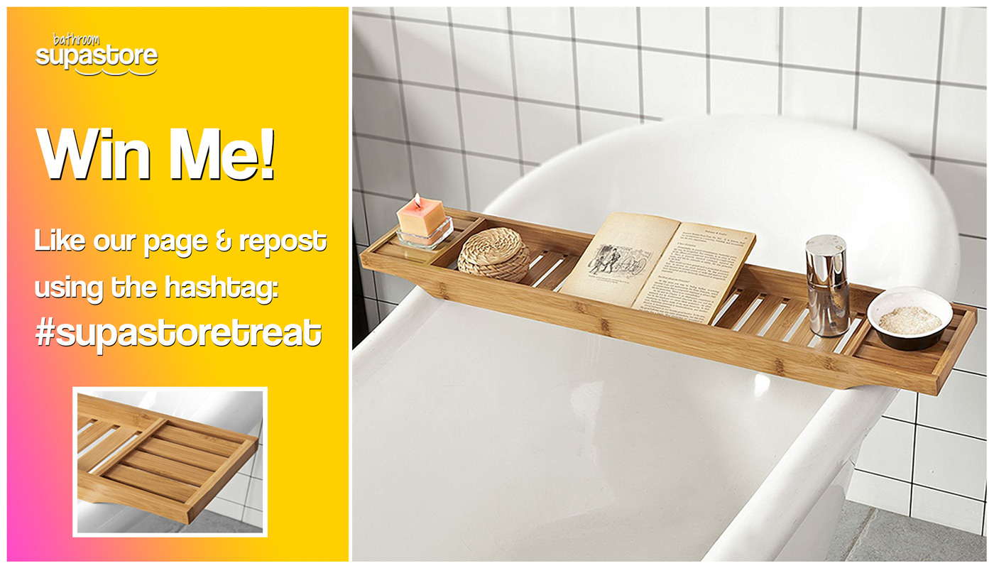 Easter Bath caddy Giveaway
