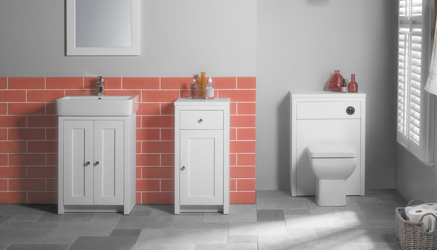 AW19 Bathroom Colour Trends