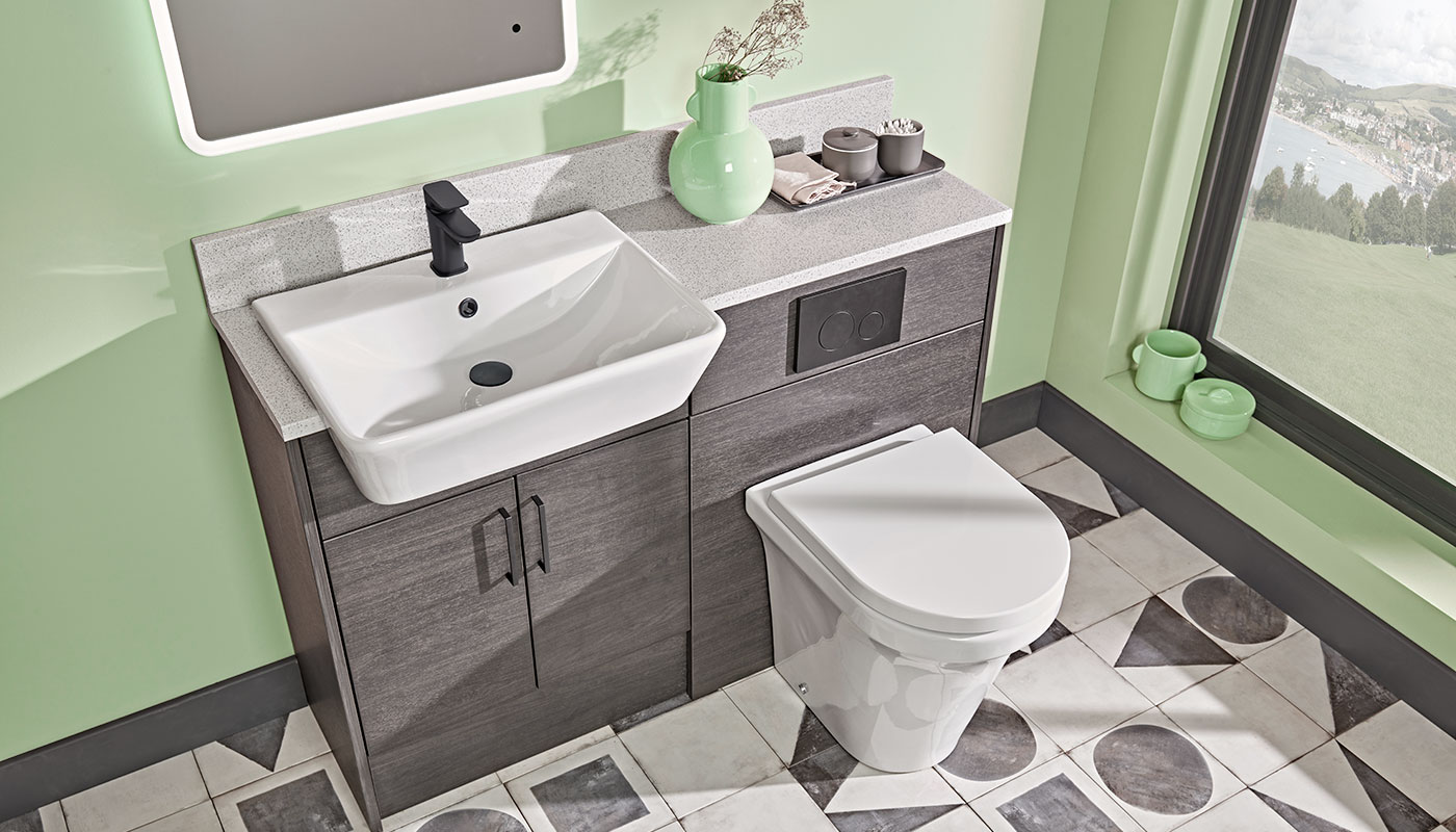 SS20 Bathroom Shade Trends