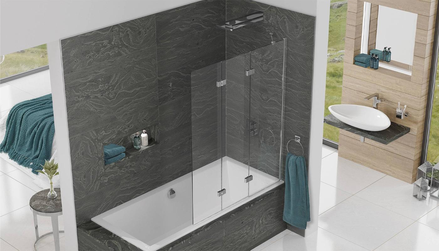 Kudos Inspire Bath Screen